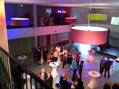 Opening nieuw schoolgebouw De Nieuwe Veste