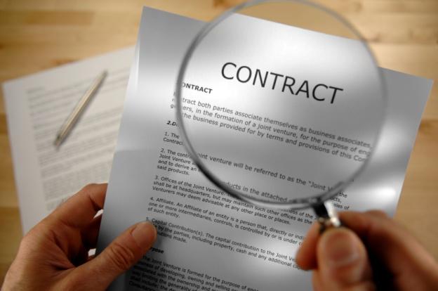 Contracten beheren