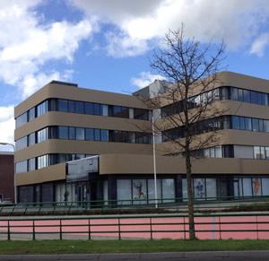 Locatie Din Vastgoed Support Zwolle