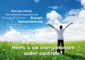 Energie factuurcontrole